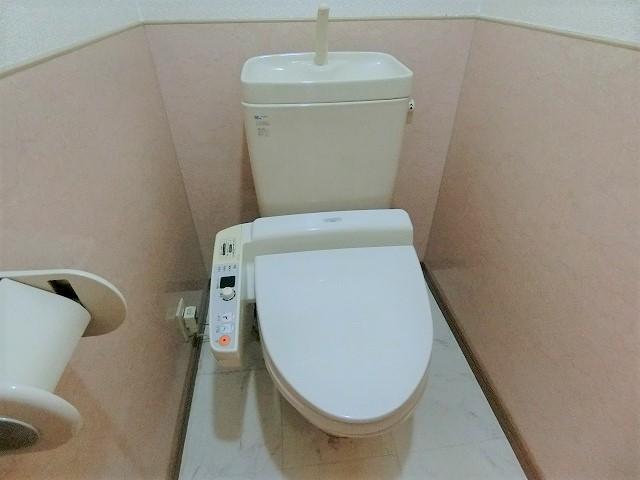 ボヌール・ヴィー篠栗 / 403号室トイレ