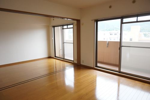 ボヌール・ヴィー篠栗 / 802号室リビング