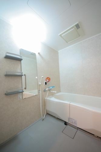 パレオコート / 403号室トイレ