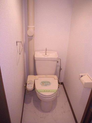 プレジオ篠栗Ⅱ(ペット可) / 101号室トイレ