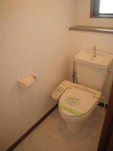 プレジオ篠栗Ⅱ(ペット可) / 303号室トイレ