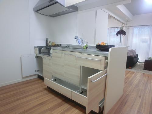 レヴェール・メゾン / 201号室キッチン
