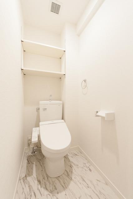 仮)プレア窪田 / 302号室トイレ