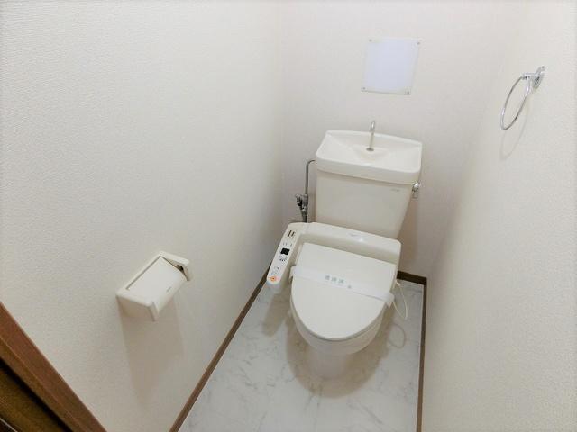 エステートYMⅡ / 402号室トイレ
