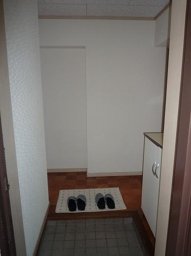 筑紫ビル / 305号室玄関