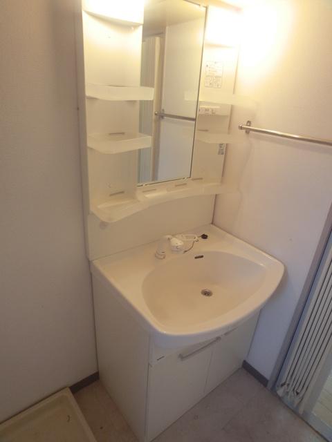 コーポラス梅津 / 205号室洗面所
