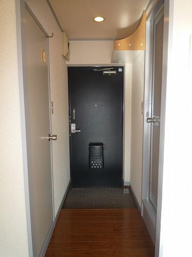 パステルハイム / 201号室玄関