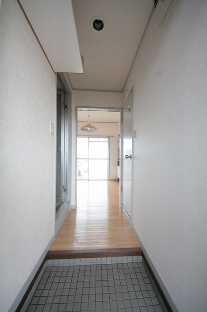 パステルハイム / 301号室玄関
