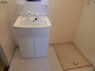 エクセレント古田 / 201号室洗面所