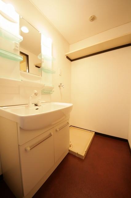 コープセンタービレッジ / 202号室洗面所