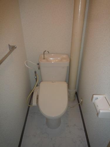 エスポワール空港通り / 603号室トイレ