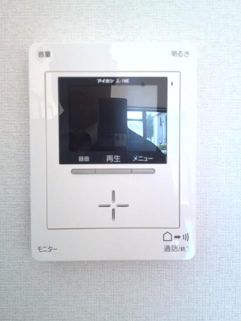 エクセレント田口 / 103号室セキュリティ