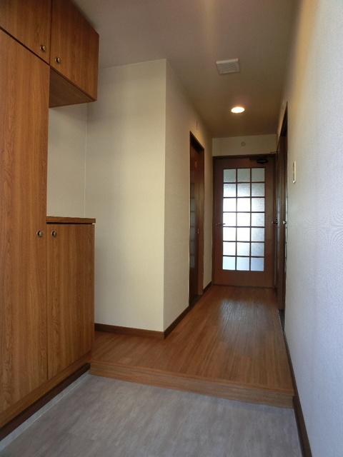 エクセレント田口 / 403号室玄関