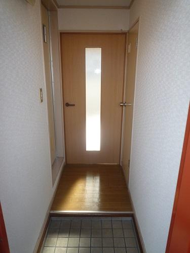 グレイシャス長尾 / 302号室玄関