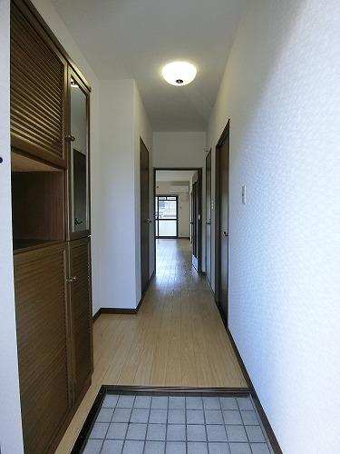 ライラックヒルズ空港前 / 201号室玄関