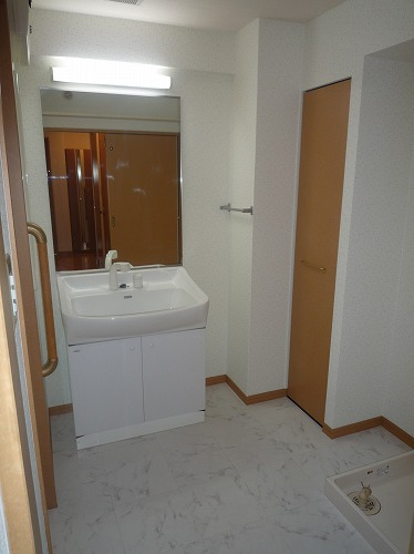 マノワール箱崎 / 201号室洗面所