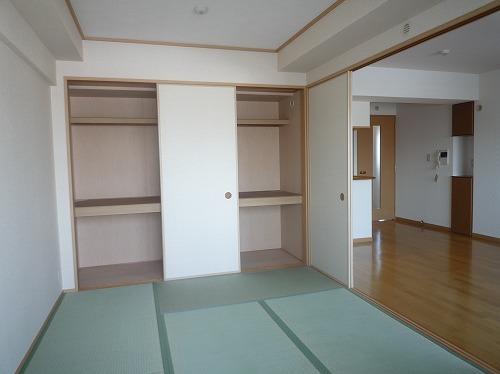 マノワール箱崎 / 405号室和室