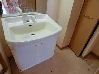 マノワール箱崎 / 601号室洗面所
