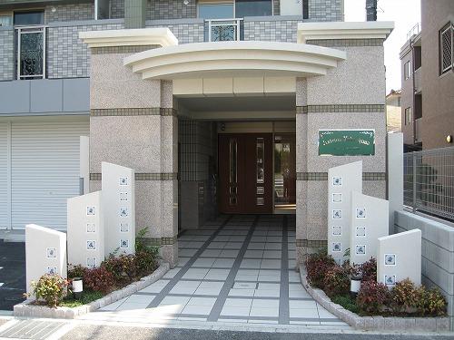 アスティオン中島 / 405号室エントランス