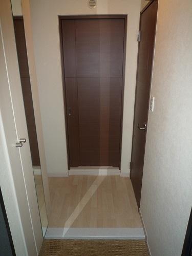 グランシャリオ / 702号室駐輪場