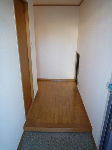 パークサイド黒川 / 202号室トイレ