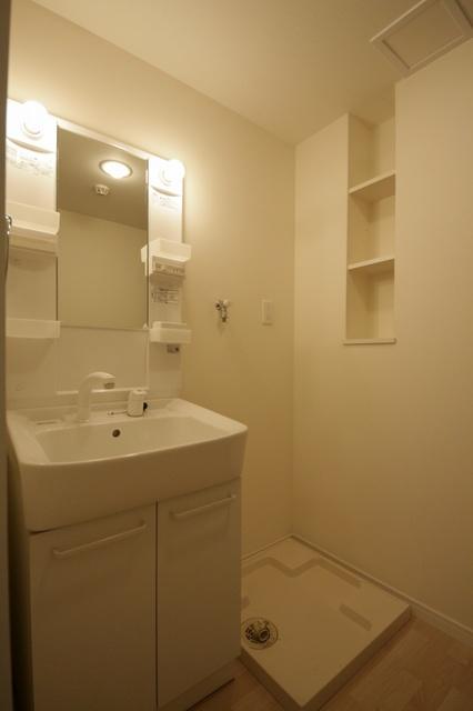 テゾーロカーザ / 201号室洗面所