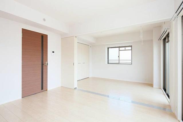 筥松なつめビル / 501号室洋室