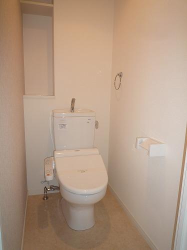 グレイス サンビオ / 402号室トイレ