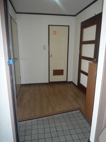 レジデンス牛房 / 102号室玄関