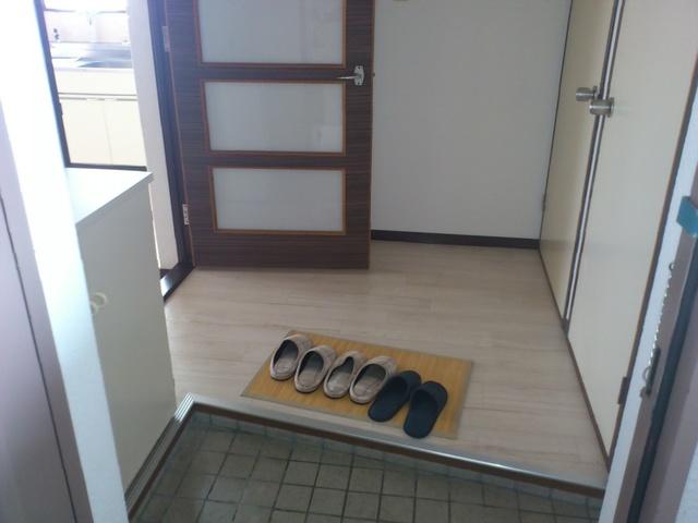 レジデンス牛房 / 205号室玄関