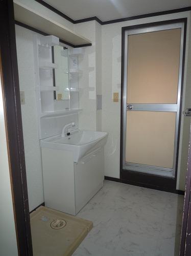 レジデンス牛房 / 301号室洗面所