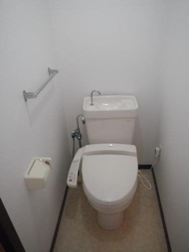 レジデンス牛房(ペット可) / 305号室トイレ