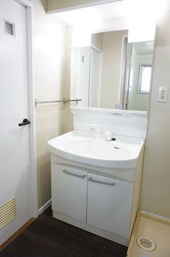パステルハイムⅡ / 202号室洗面所