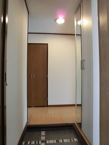 エクセル篠栗 / 102号室玄関