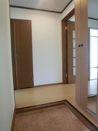エクセル篠栗 / 202号室洗面所