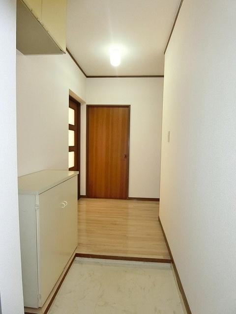 サンハイツKUDO / 401号室玄関