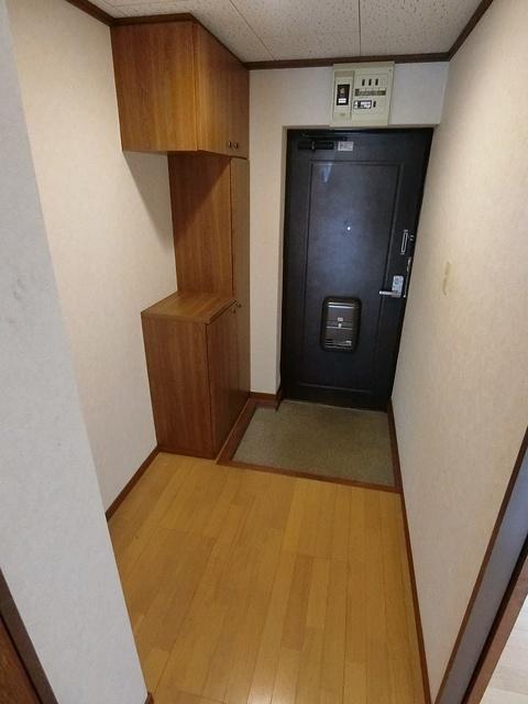 ファミール篠栗 / 205号室玄関