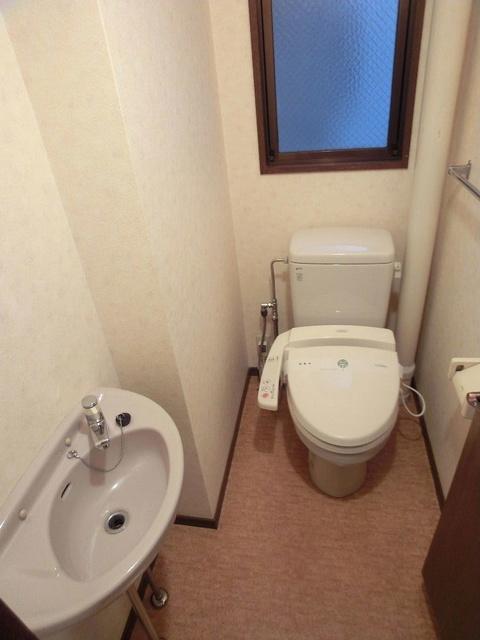 グランドール藤本 / 203号室トイレ