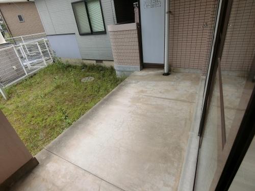 グランドール藤本 / 401号室バルコニー