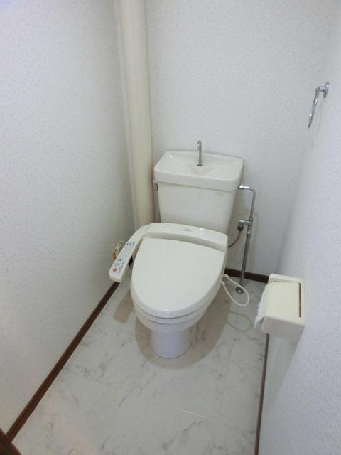 タウンコート志免 / 502号室トイレ