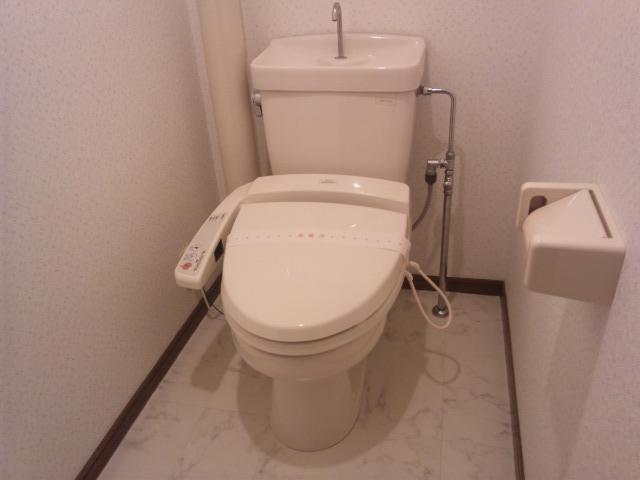 タウンコート志免 / 605号室トイレ