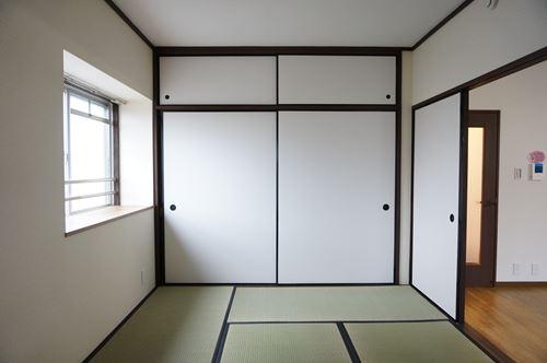エクセルE・F / 207号室収納