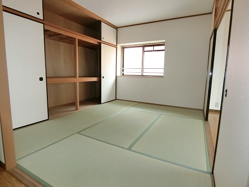 コムフォート・シティ / 403号室和室