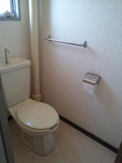 工藤ビル / 305号室洗面所