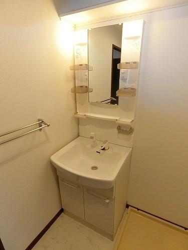 リバーサイド貝田 / 102号室洗面所