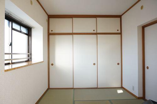 リバーサイド貝田 / 201号室収納