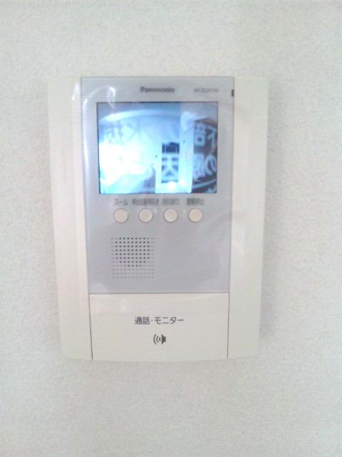 サンシャイン篠栗 / 2-401号室セキュリティ