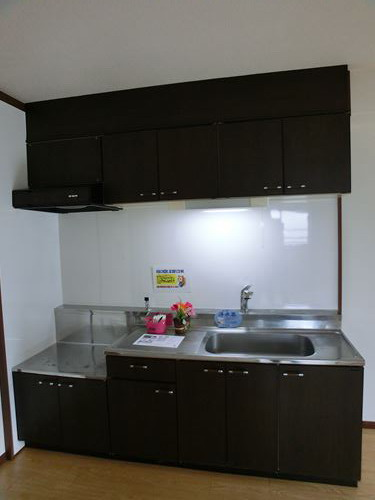 エースワン粕屋 / 401号室キッチン