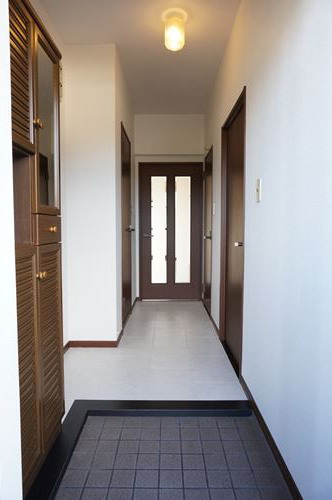 セントレージ博多 / 103号室玄関