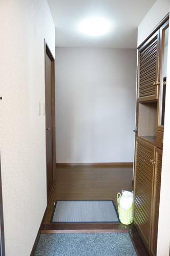博多の森南 / 308号室玄関